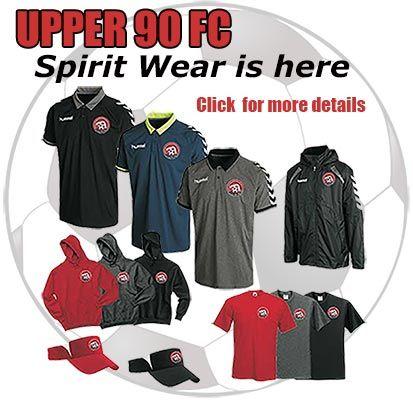 UPPER 90 FC Spirit Wear